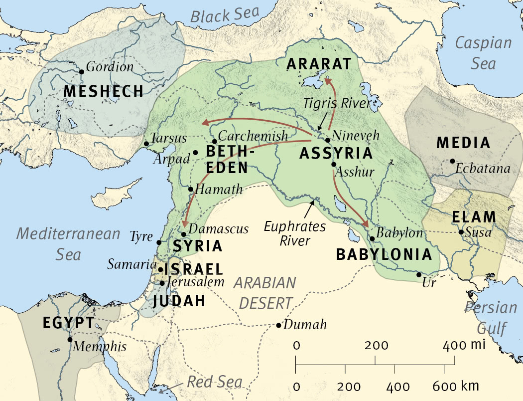 The Near East at the Time of Hosea