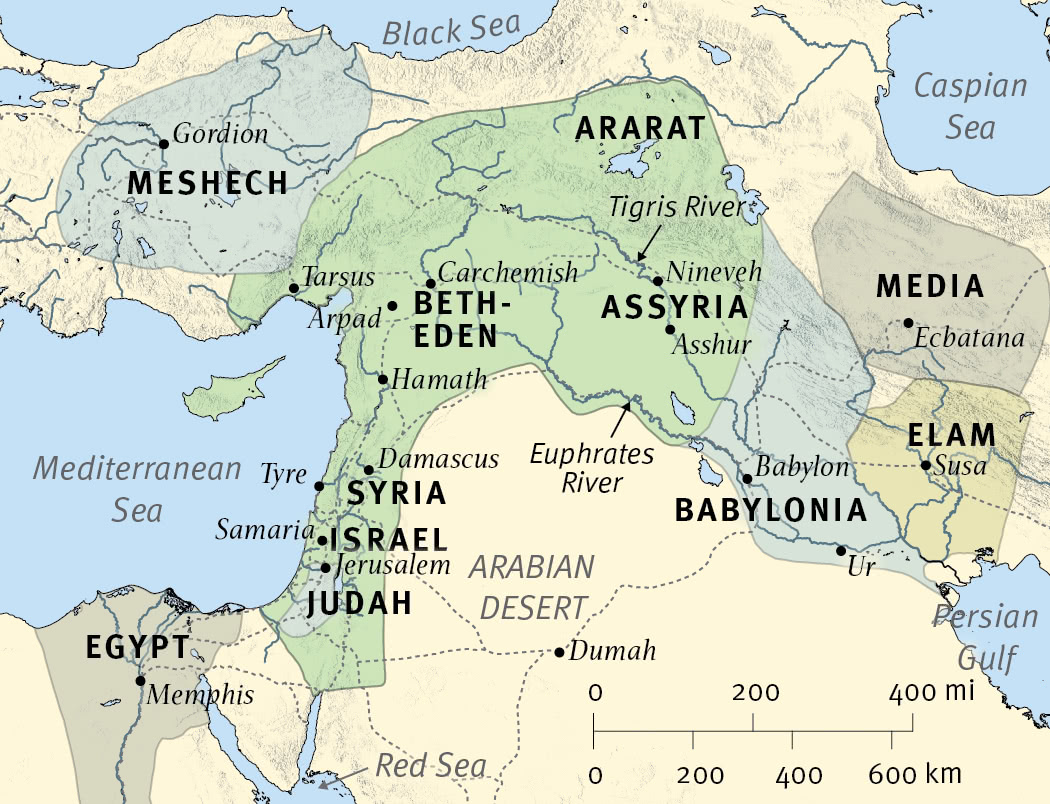The Near East at the Time of Habakkuk