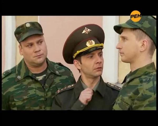 """Смотреть сериал """"Солдаты. И офицеры"""" онлайн. Все серии ..."""
