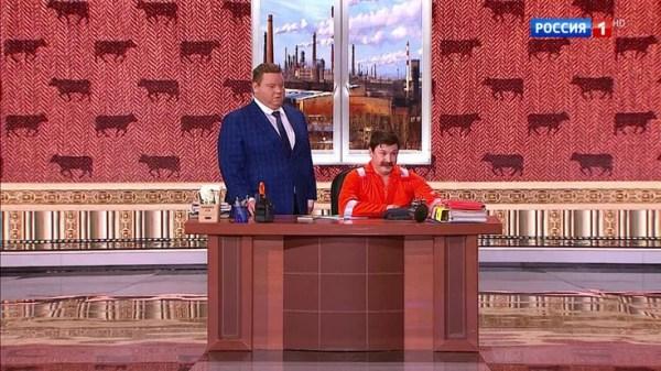 """Смотреть """"Дом культуры и смеха. 3 выпуск"""" онлайн. телешоу ..."""