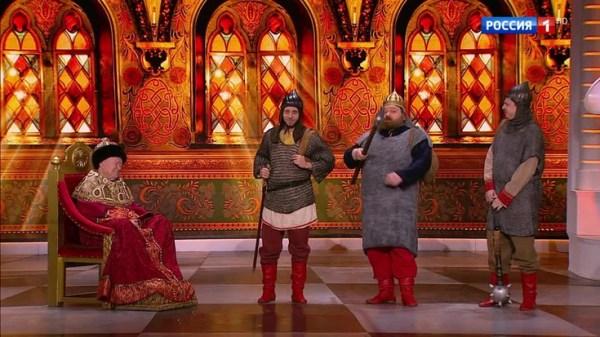 """Смотреть """"Дом культуры и смеха. 5 выпуск """" онлайн. телешоу ..."""