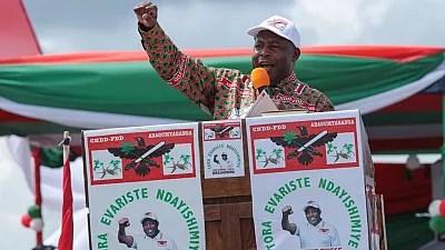 Women occupy 30% of Burundi's new cabinet