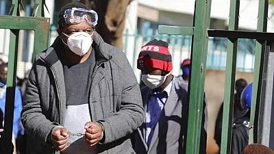 Zimbabwe police confirm arrest of top investigative journalist
