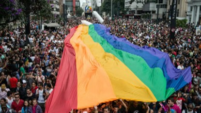 Back in the Day: rainbow flag becomes Gay Pride symbol | Euronews