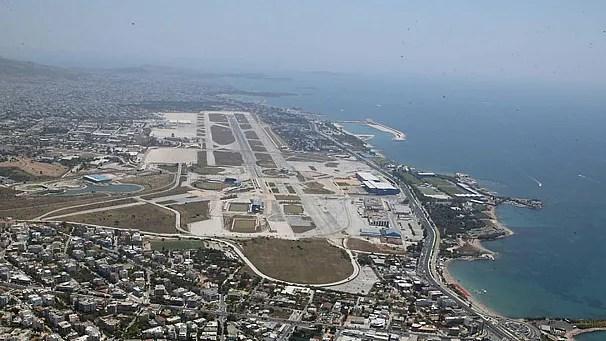 Στη Lamda Development το Eλληνικό