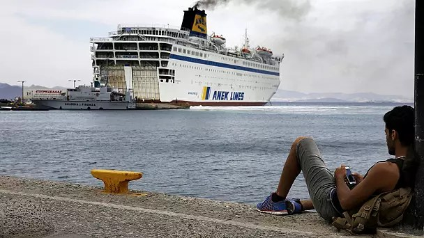 Image result for migrant cruise ship
