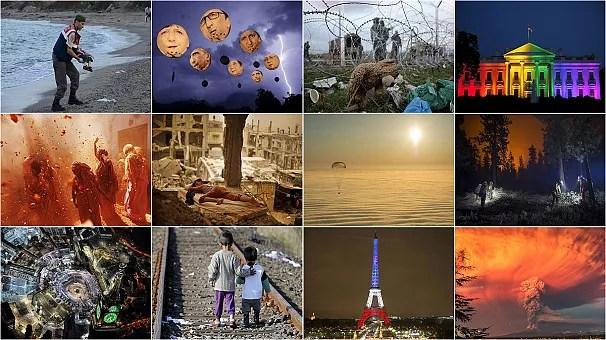2015'i resimlerle anlattık