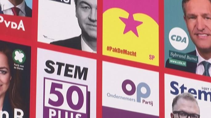 Αποτέλεσμα εικόνας για pays bas elections