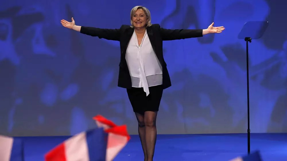 Image result for Marine Le Pen, photos