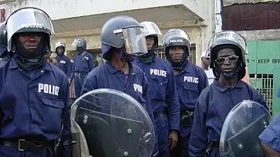 Sierra Leone police brutality against protesting students condemned