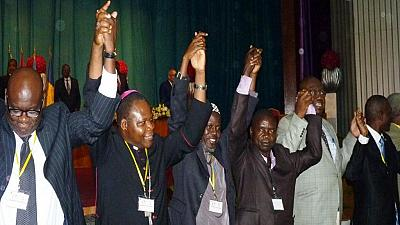 Central African Republic warring factions sign peace accord to end conflict