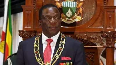 Zimbabwe president issues assets declaration order to top officials