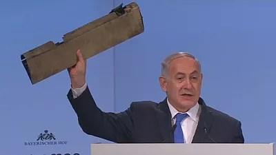 Iran is the world's greatest threat, says Netanyahu