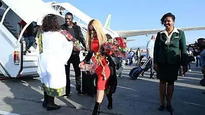 Akon in Ethiopia to mark 122nd anniversary of Battle of Adwa