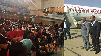 Ethiopia PM visits Tigray region, asked to address conflict with Eritrea