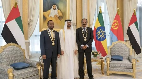 Image result for Ethiopia and Eritrea to Sign peace agreement in Saudi Arabia
