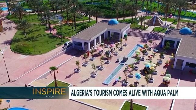 Algeria's tourism comes alive with Aqua Palm [Inspire Africa]
