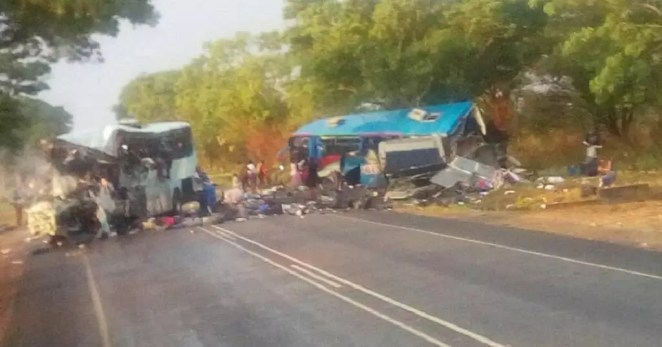 Image result for 18 killed after bus overturned in western Ethiopia