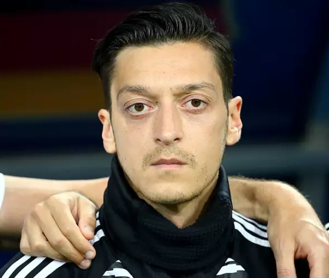 Mesut Ozil Quits German National Team Citing Racism And Disrepect
