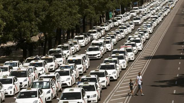 Spain: Six-day taxi strike ends
