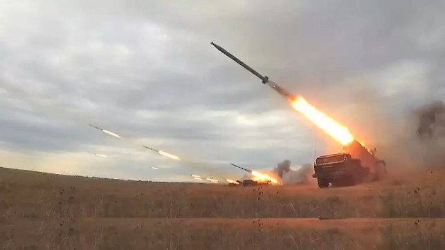 Russia military: Fifth day of Vostok 2018