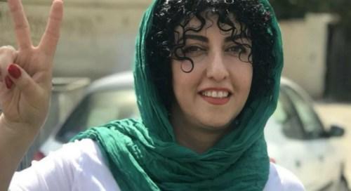 نرگس محمدی به یورونیوز: زندان مرا نخواهد شکست | Euronews