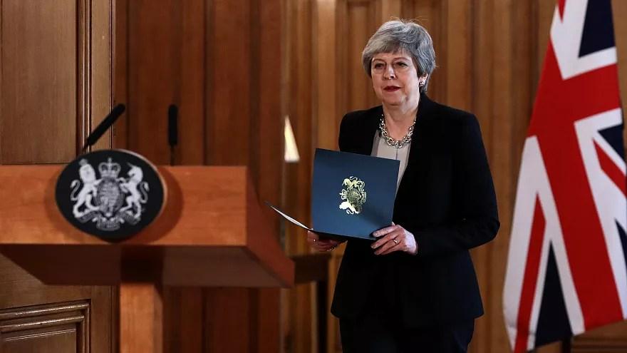 İngiltere Başbakanı Theresa May Brexit tarihinin 30 Haziran'a ertelenmesini önerdi