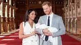 Prince Harry, The Duchess of Sussex and royal baby