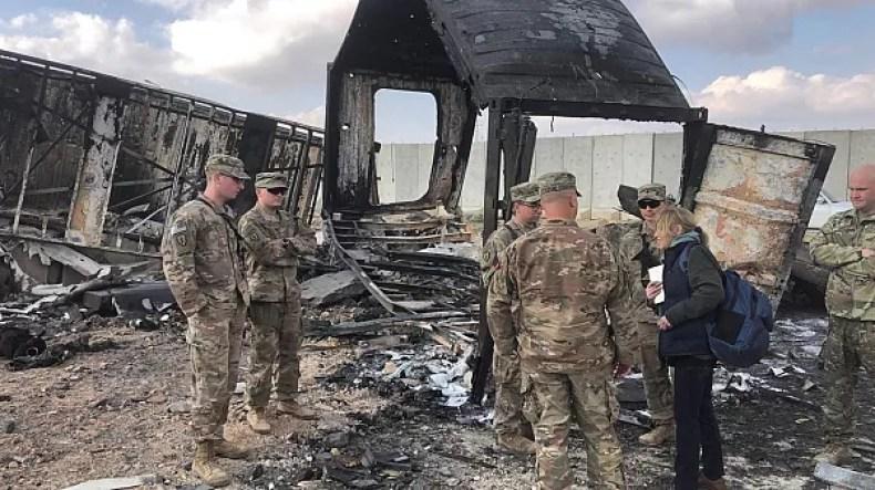 آمار پنتاگون بیشتر شد؛ در حمله موشکی ایران به عینالاسد ۵۰ سرباز آمریکایی آسیب مغزی دیدند