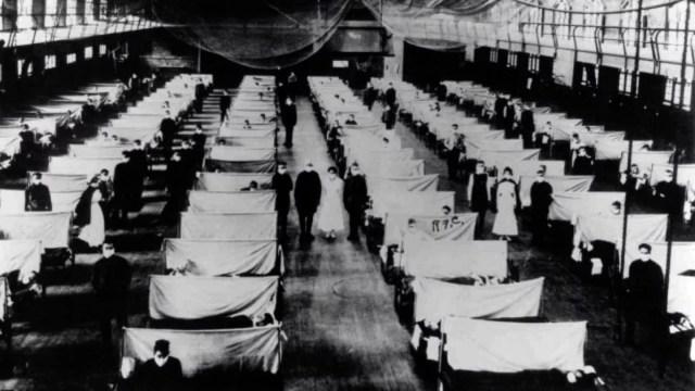 Fotoğraflarla 1918 İspanyol Gribi: 2020, 1918 gibi görünmeye ...