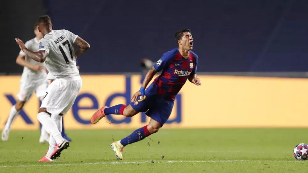 Luis Suarez' Italian exam scam comes back to bite star striker
