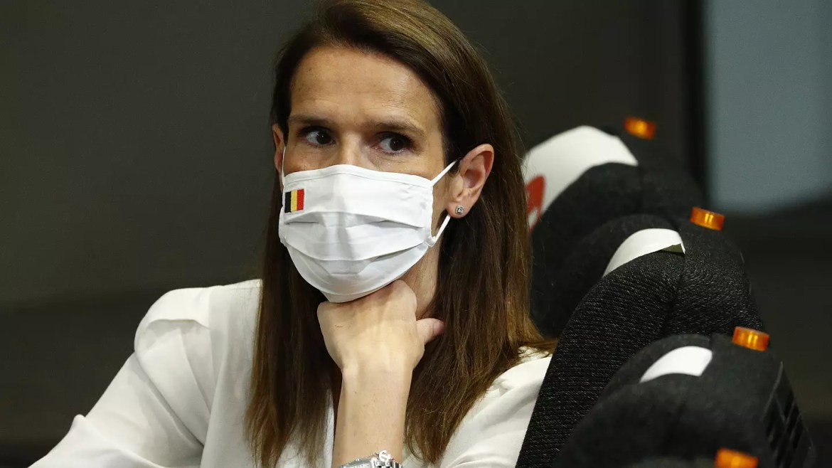 Coronavirus: Belgian FM Sophie Wilmès in intensive care after testing positive for COVID-19 | Euronews