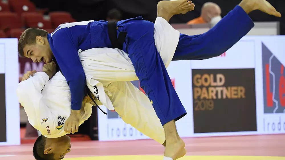 Judo is back with the first day of the Budapest Grand Slam