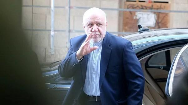 بیژن زنگنه، وزیر نفت ایران