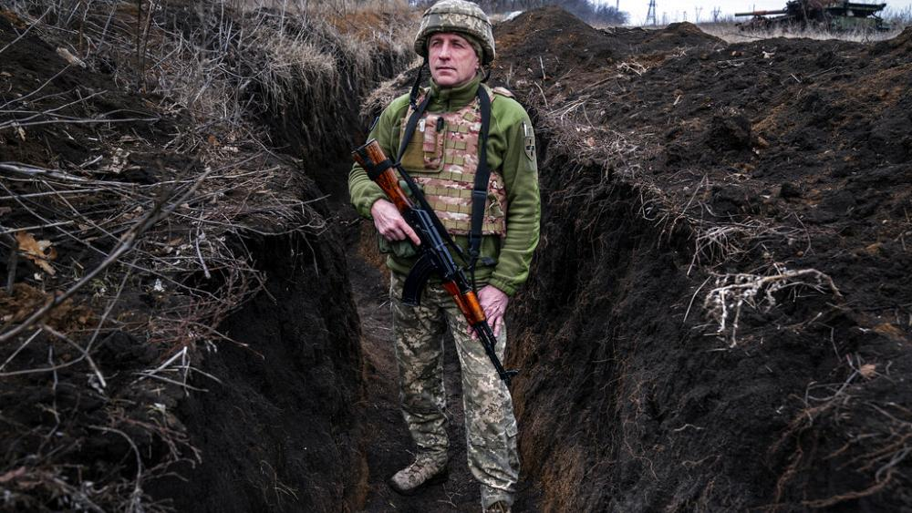 EU very worried over Russian military activity near Ukraine's border |  Euronews