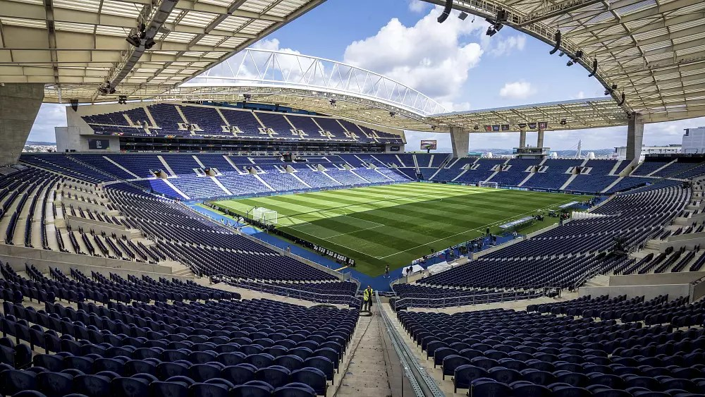 Porto Fc Stadium Seating Plan - Man City V Chelsea Champions League Final 2021 Will Be Held At Porto S Estadio Do Dragao Euronews