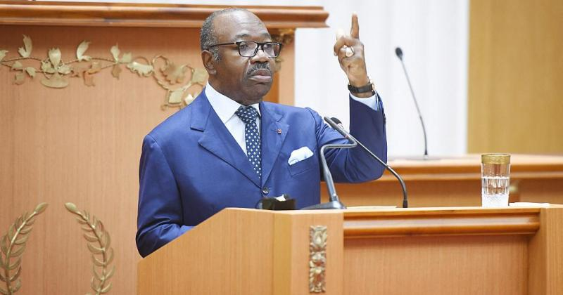 """Gabon: Bongo urges """"unity"""" in first speech to parliament in 5 years    Africanews"""