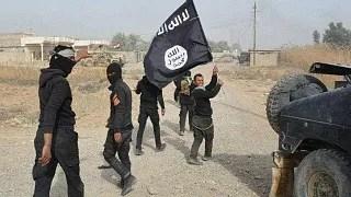 Afganistan'da bulunan IŞİD üyeleri