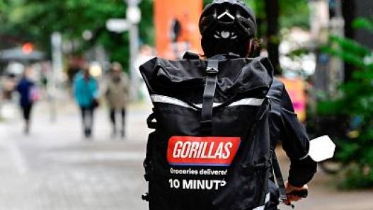 Gorillas workers allege that hundreds of riders have been sacked after taking part in wildcat strikes earlier this month