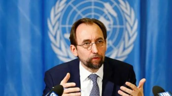 Image result for U.N. Human Rights chief pushes for inquiry into Ethiopia's violence