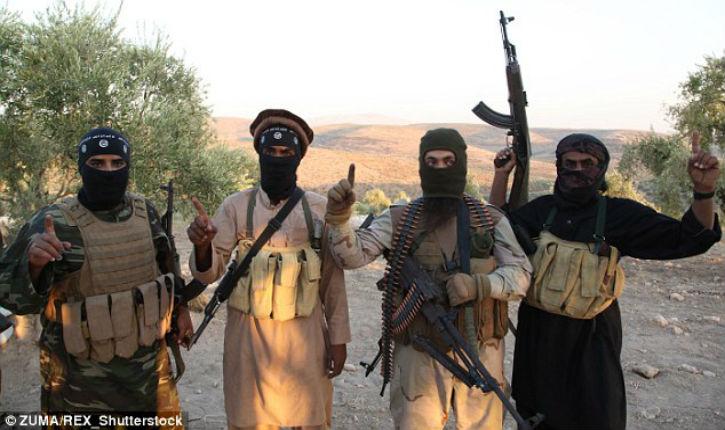 Egypte : 4 terroristes du Hamas auraient été kidnappés par l'Etat islamique dans le Sinaï