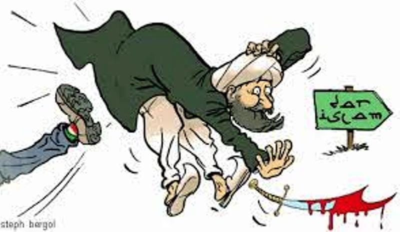 Soit l'Islam, soit la France, ou le «Mariage Impossible» entre les deux.