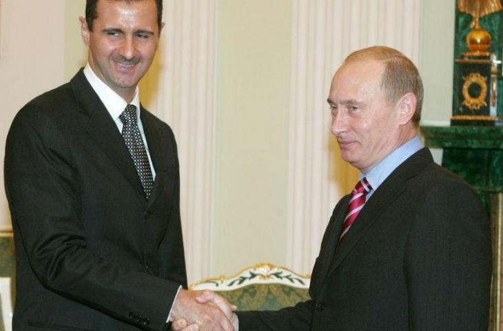 Syrie: Poutine dénonce les occidentaux «qui mènent un double jeu: dire qu'on lutte contre les terroristes et de se servir d'une partie d'entre eux»