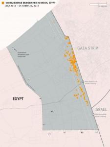 tunnels entre Gaza et l'Egypte
