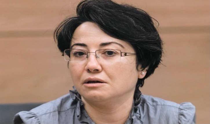 Hanin Zoabi, appelle à la violence et ajoute que le Mont du Temple est « réservé aux musulmans »