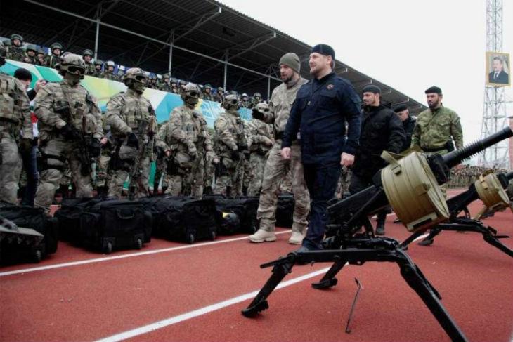 Syrie: Kadyrov, chef du « bataillon de la mort » russe, dit que ses escadrons pourraient éradiquer Daesh