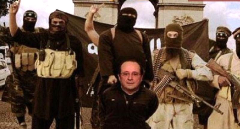 L'Etat islamique en Syrie: « Les attaques françaises n'ont pas atteint une seule cible militaire, mais seulement des cibles civiles ; la vengeance est proche »