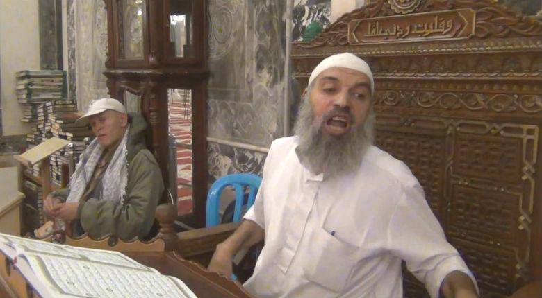 Antisémitisme: Le cheikh Khaled Al-Maghrabi à la mosquée Al-Aqsa « Allah est capable d'anéantir les juifs partout dans le monde, jusqu'au tout dernier. »