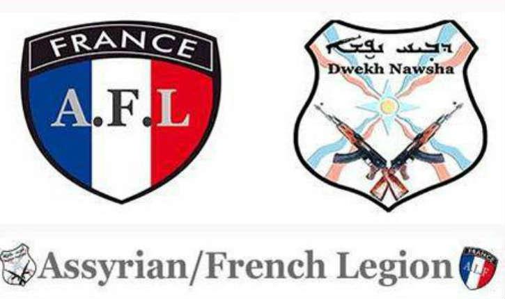 La Légion franco-assyrienne AFL, part combattre l'Etat islamique pour « laver l'honneur de la France »