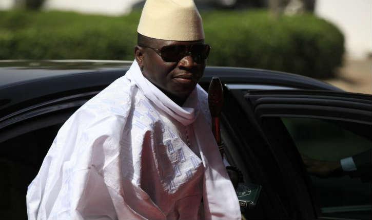 La Gambie: le président Yahya Jammeh a proclamé: La Gambie «Etat islamique»